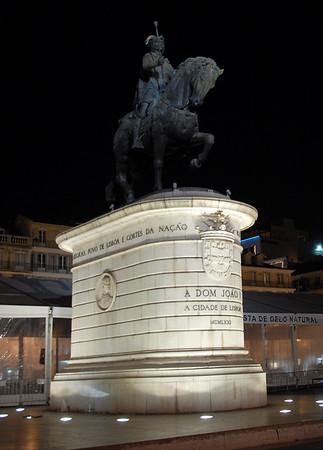 Statue of King John I
