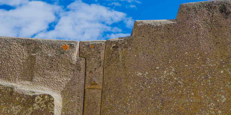 Megaliths of Ollantaytambo