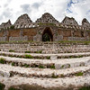 House of the Pigeons, Uxmal, Yucatan, Mexico