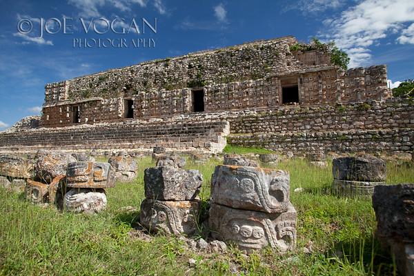 Codz-Poop, Kabah, Yucatan, Mexico