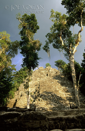 Mayan Ruin Site, Coba, Yucatan, Mexico