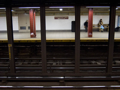 Underground in New York, Cortland St