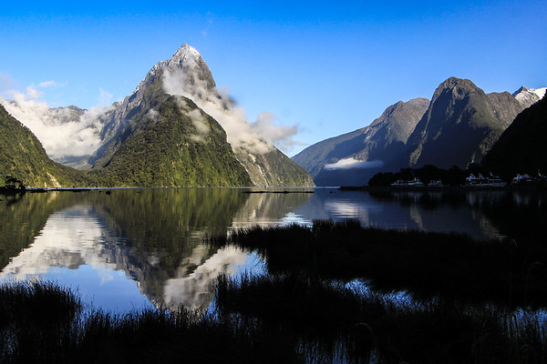 Mitre Peak Reflections