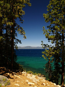 Zephyr Point, Lake Tahoe 2007