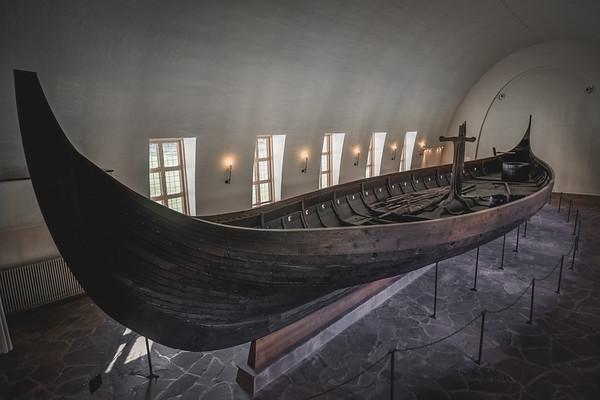 Gokstad Viking Ship