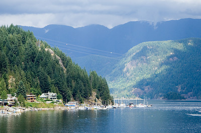 Panorama Park at Deep Cove, BC