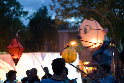 Everybody's got a lantern