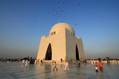 Mausoleum Dusk
