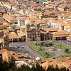 Town of Cusco, Peru