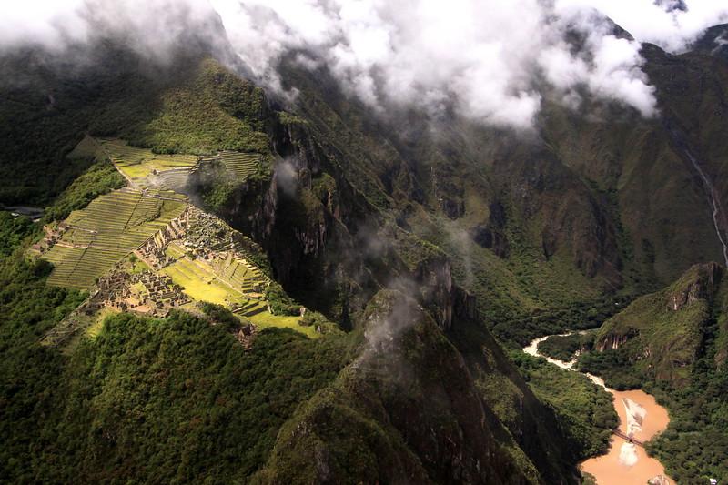 Machu Picchu Vista
