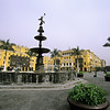 Plaza Mayor, Lima, Peru