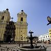 Monasterio de San Francisco, Lima, Peru