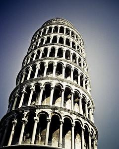 Torre di Pisa, Leaning Tower of Pisa