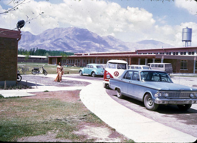 Afghanistan in 1960s