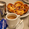 "Coffee and ""Pasteis de Belem"""