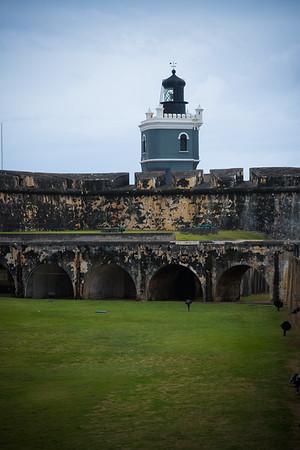 Castillo San Felipe del Morro San Juan