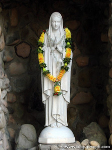 Mother Mary, (Blessed) Virgin Mary - Catholic Church Chandigarh