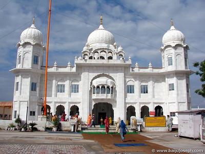 Gurudwara Nada Sahib, Panchkula