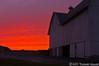 Sundown on the Farm