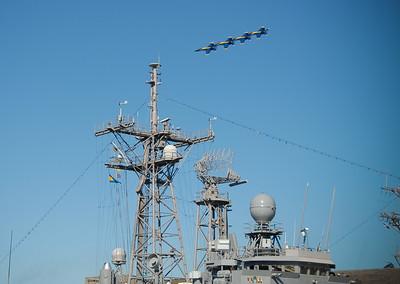 Fleet Week 2007