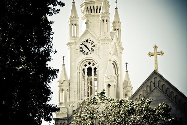 Saints Peter and Paul Church, Washington Square