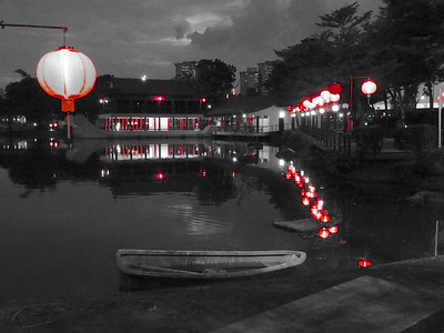 Mid-Autumn Festival - Chinese Gardens, Singapore
