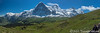Eiger Panorama