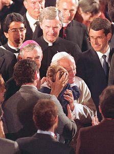 Blessed Pope John Paul II