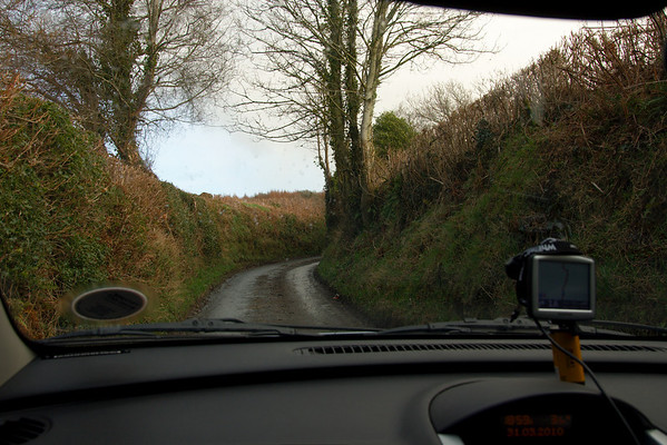 Devon/Cornwall roads