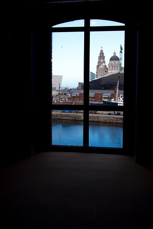 In the museum: Liverpool