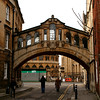 "Oxford's ""bridge of sighs"""