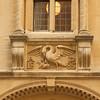 Merton College building adornment