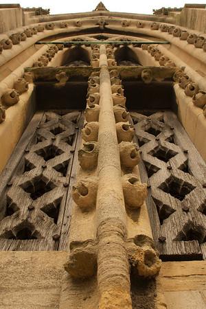 XIII century window