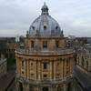 The Radcliffe Camera, viewed from St.Mary the Virgin's church tower