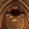 Astronomical Clock in Wells Cathedral
