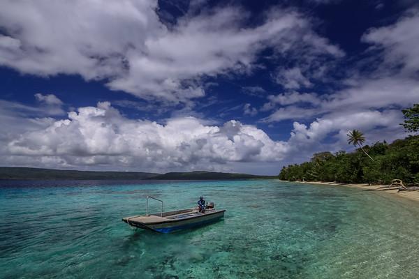 Tranquillity Island.