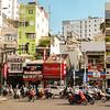 Ho Chi Minh City scene.