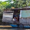 Family life, Mekong Delta.