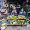 Fruit stall, Mekong Delta.