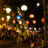Hoi An at night.