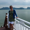 Halong Bay Cruise.