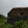 Old American bunker at Hai Van (Sea Cloud) Pass.