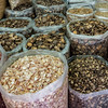 Dried Mushrooms, Ben Than Market, Ho Chi Minh City.