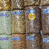 Nuts, Ben Than Market, Ho Chi Minh City.