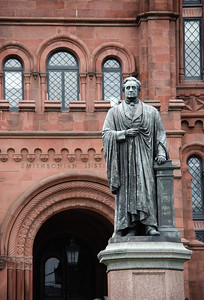 Statue of Joseph Henry, Smithsonian Institution Building