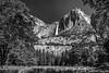 Yosemite Falls Morning