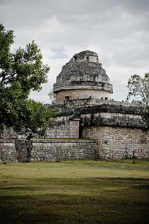 El Caracol, Chichén Itzá