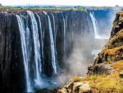 Victoria Falls ~ Zimbabwe