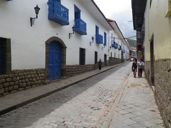 Jess Meets Sri in Peru