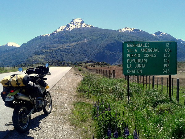 Northern Patagonia - the Carretera Austral